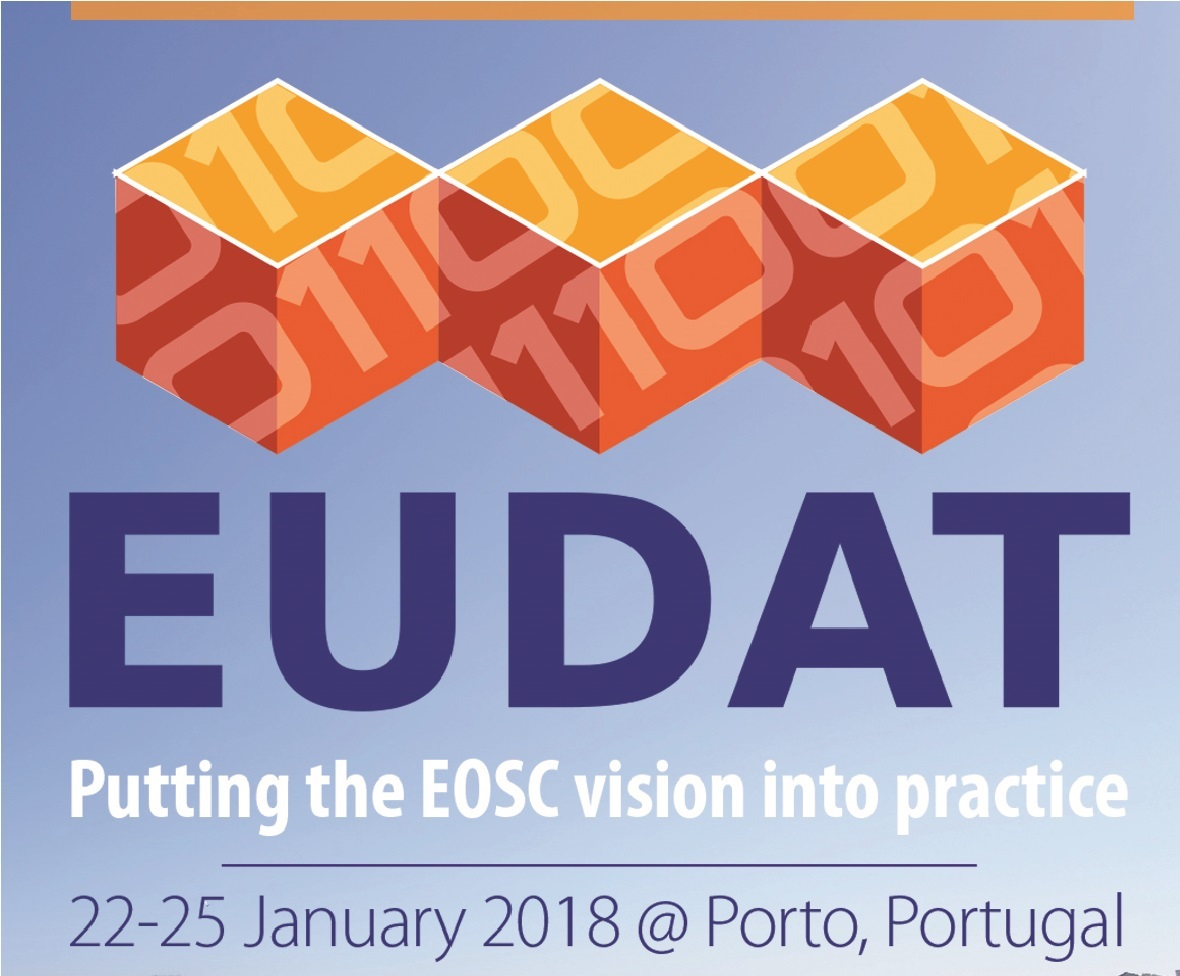 EUDAT Conference in Porto